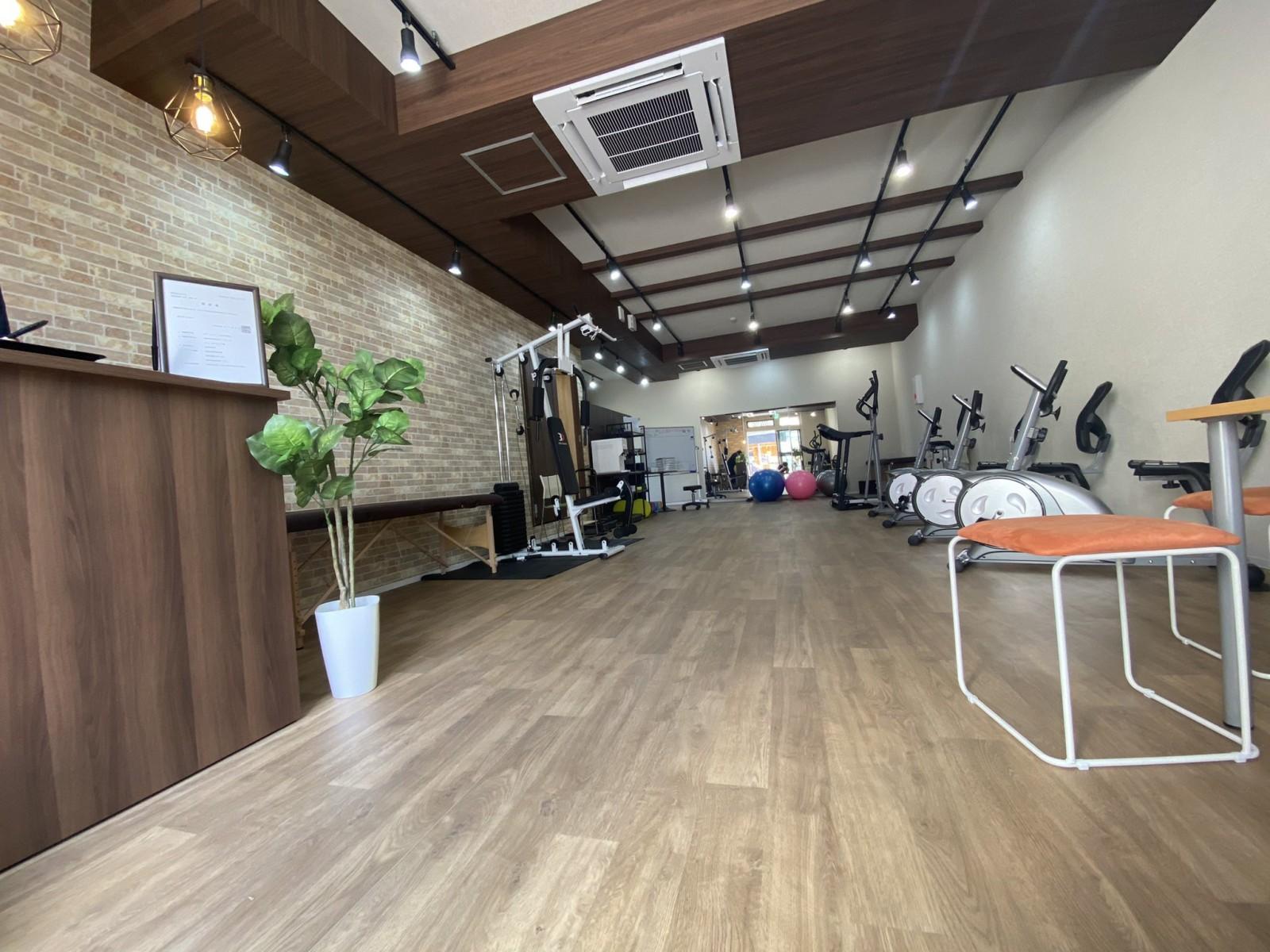 トレーニング室2